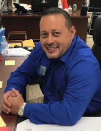 Jorge A. Garcia, HR Assistant