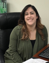 Katherine Nieves, Administrative Assistant